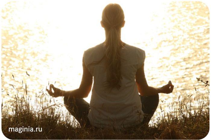 медитация для здоровья и исцеления